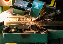Repair of band saws